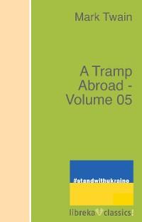 Cover A Tramp Abroad - Volume 05