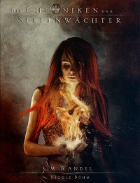 Cover Die Chroniken der Seelenwächter - Band 16: Im Wandel (Urban Fantasy)