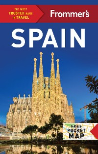 Cover Frommer's Spain