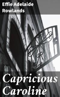Cover Capricious Caroline