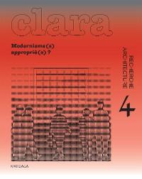 Cover Modernisme approprié ?