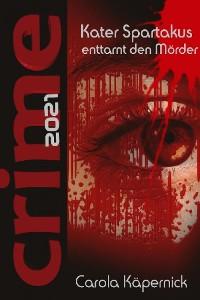 Cover Crimetime - Kater Spartakus enttarnt den Mörder