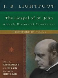 Cover The Gospel of St. John