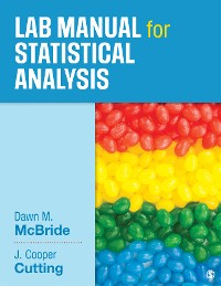 Cover Lab Manual for Statistical Analysis