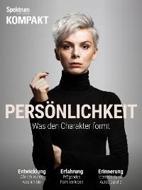 Cover Spektrum Kompakt - Persönlichkeit