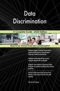 Cover Data Discrimination A Complete Guide - 2020 Edition