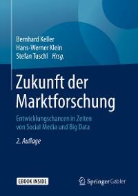 Cover Zukunft der Marktforschung