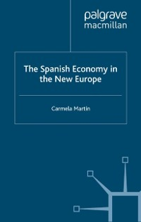 Cover Spanish Economy in the New Europe