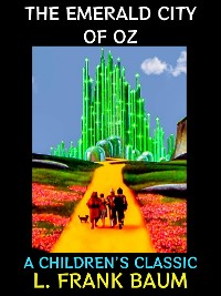 Cover The Emerald City of Oz