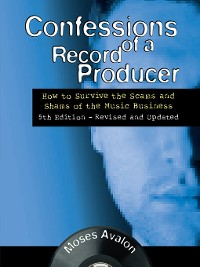 Cover Confessions of a Record Producer