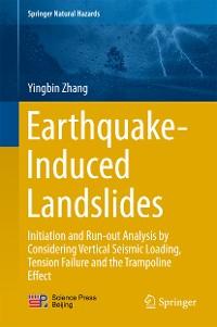 Cover Earthquake-Induced Landslides