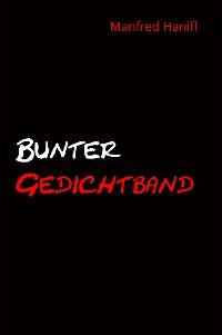 Cover Bunter Gedichtband