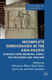 Cover Incomplete Democracies in the Asia-Pacific