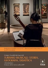 Cover Turismo musicale. Storia, geografia, didattica