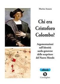 Cover Chi era Cristoforo Colombo?