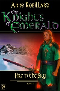 Cover Knights of Emerald 01 : Fire in the Sky