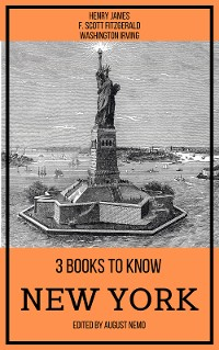 Cover 3 books to know New York