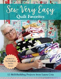 Cover Sew Very Easy Quilt Favorites
