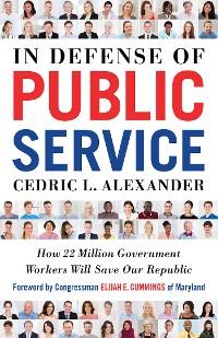 Cover In Defense of Public Service