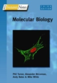 Cover Instant Notes in Molecular Biology