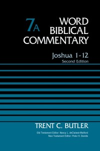 Cover Joshua 1-12, Volume 7A