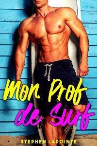 Cover Mon Prof de Surf