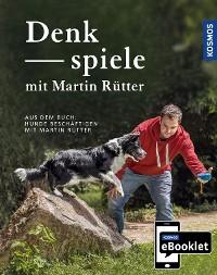 Cover KOSMOS eBooklet: Denkspiele - Spiele für jedes Mensch-Hund-Team