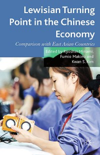 Cover Lewisian Turning Point in the Chinese Economy