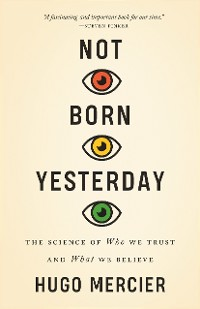 Cover Not Born Yesterday