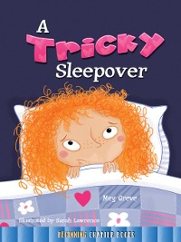 Cover A Tricky Sleepover