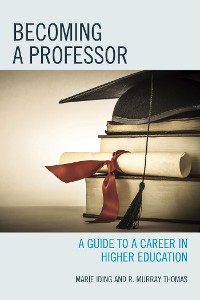 Cover Becoming a Professor
