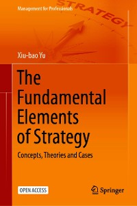 Cover The Fundamental Elements of Strategy