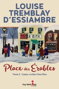 Cover Place des Erables, tome 2