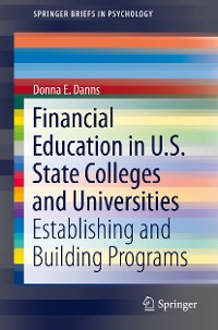 Cover Financial Education in U.S. State Colleges and Universities