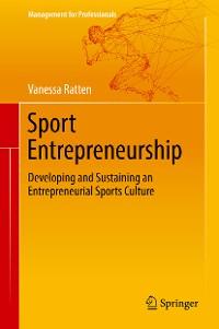 Cover Sport Entrepreneurship