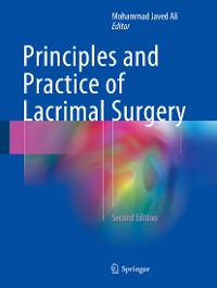 Cover Principles and Practice of Lacrimal Surgery