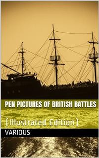 Cover Pen Pictures of British Battles