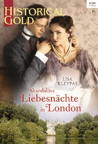 Cover Skandalöse Liebesnächte in London