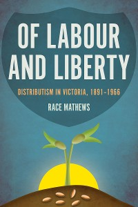 Cover Of Labour and Liberty