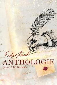 Cover Federstaub Anthologie