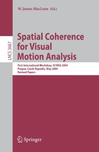 Cover Spatial Coherence for Visual Motion Analysis