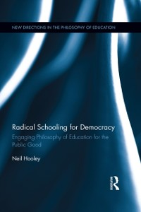 Cover Radical Schooling for Democracy
