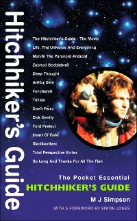 Cover Hitchhikers Guide
