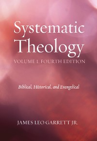 Cover Systematic Theology, Volume 1, Fourth Edition