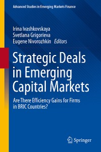 Cover Strategic Deals in Emerging Capital Markets