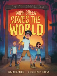 Cover Noah Green Saves the World