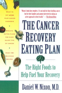 Cover Cancer Recovery Eating Plan