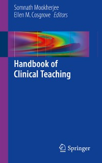 Cover Handbook of Clinical Teaching