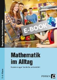 Cover Mathematik im Alltag - 5./6. Klasse Sek I