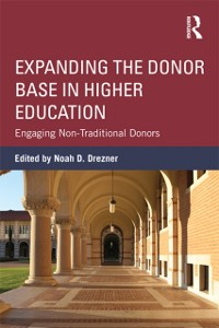 Cover Expanding the Donor Base in Higher Education